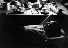 WILLY RONIS, La Nuit au Chalet, 1935