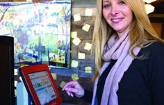 Retailers and other organizations tap the iPad for use as a digital signage kiosk | TabTimes