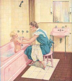 Bathroom Sinks Toilets And Tubs