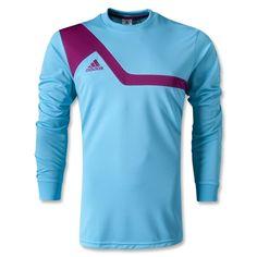 d4ea7196f adidas Bilvo 13 Goalkeeper Jersey (Blue) World Soccer Shop, Goalkeeper,  Sportswear,