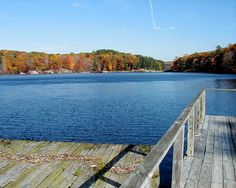 Harriman State Park New York   Lake Kanawauke (Little Long Pond), Harriman State Park, New York