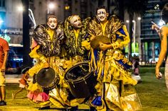 Murga Garufa en Carnaval 2016 | cooltivarte.com
