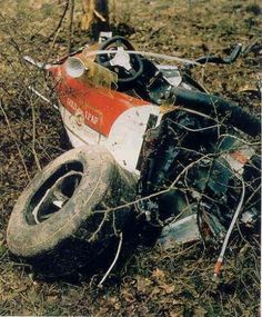 Jim Clark Crash | www.imgarcade.com