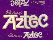 Aztec chocolate bars were very similar to Mars Bars and were made by Cadbury in the They were quite scrummy and half a penny cheaper than rival Mars Bars. Revived for a short time in the Old Sweets, Vintage Sweets, Retro Sweets, My Childhood Memories, Sweet Memories, British Sweets, Chocolate Brands, We Are Young, Do You Remember