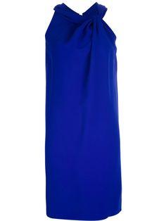 Dice Kayek Twist Neck Dress - Bernardelli - Farfetch.com
