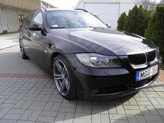 Eladó használt BMW 320d Touring, 2007/6, Fekete színű - Használtautó.hu