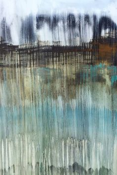 "Saatchi Art Artist Heather Offord; Painting, ""Earth and sky"" #art"