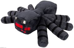 "Minecraft Spider 14"" / 35cm Soft Large Plush Toy Gift Kids 