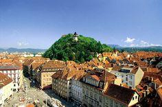 A voyage to Graz, Styria, Austria, Europe. Graz Austria, Travel Pictures, Travel Photos, Places To Travel, Places To See, European City Breaks, Austria Travel, Austria Tourism, Living In Europe