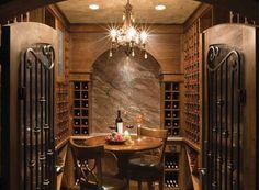 wine rooms   Tips Treat: Creative ideas to decorate wine room