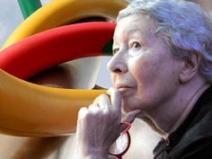 Gae Aulenti )1927-2012), Italian architect and designer / Selected by www.20emesiecle.be
