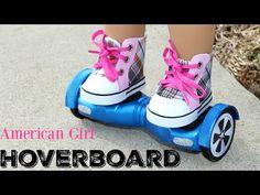 DIY American Girl Hoverboard • American Girl Ideas | American Girl Ideas