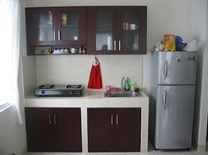 14 Best Dapur Minimalis Images On Pinterest Kitchens Kitchen Sets