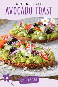 Veggie Dishes, Vegetable Recipes, Vegetarian Recipes, Cooking Recipes, Heart Healthy Recipes, Healthy Snacks, Healthy Eating, Brunch Recipes, Appetizer Recipes