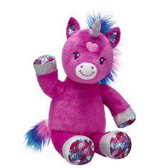 Build A Bear candy hearts unicorn stuffed animal sitting Homemade Stuffed Animals, Giant Stuffed Animals, Unicorn Stuffed Animal, Stuffed Toys, Pet Gifts, Toys For Girls, Plushies, Teddy Bear, Unicorns