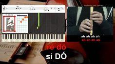 This one's for you David Guetta ft Zara Larson Karaoke Flauta Guitarra P...