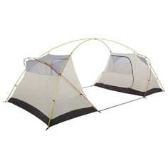 Big Agnes Wyoming Trail 4 Tent - Pros TONS of space separate sleeping areas storage for gear Cons Weight packed size price  sc 1 st  Pinterest & Enter for a Chance to Win a FREE REI Dash 2 UL Tent - https ...