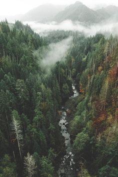 Pacific Northwest by Kristian Keenen