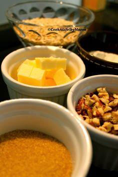 Cook A Life! by Maeva: Cranachan , dessert écossais à base de granola, crème et framboises