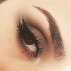 #smokeyeye #browneyes #makeup #pretty