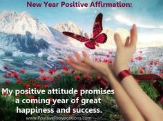 Positive thoughts and Positive Affirmations for a Shiny 2014