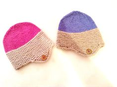 Cute Baby Hats  www.stringyarns.com Baby Hats, Baby Knitting, Babys, Cute Babies, Knitted Hats, Knit Crochet, Projects To Try, Winter Hats, York