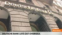 UBS Fixed-Income Capitulation Boon for Deutsche Bank - Bloomberg
