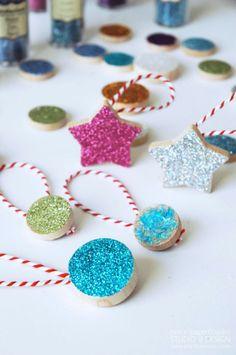Mini-Christmas-Tree-Ornaments-Michaels-Recollections-Glitter-5544wm.jpg 650×978 Pixel