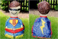 Superhero Pinata