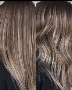Light Brown Hair, Dark Brown, Brown Hair Balayage, Cute Hairstyles, Natural Light, Hair Color, Long Hair Styles, Future, Beauty