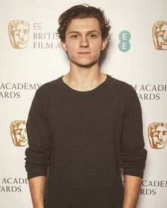 """So honoured to have been nominated for the @bafta Rising Star Award, alongside some of the strongest performances of last year. Link in bio to vote ☺️"" - Tom Holland"
