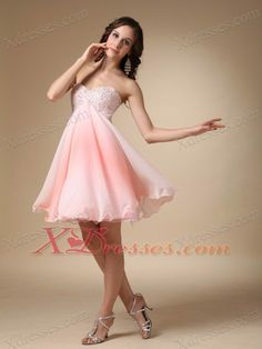 Graduation Homecoming Dress