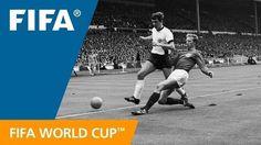 Mecz Anglia vs Niemcy Zachodnie podczas World Cup 1966 • Finał Mistrzostw Świata 1966 • Anglia pokonała Niemcy 4-2 • Wejdź i zobacz >> #fifa #worldcup #football #soccer #sports #pilkanozna #futbol