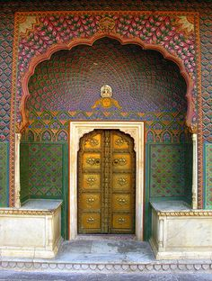 Jaipur, India by CrittersWorldTour