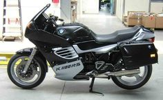 BMW K 1100 RS (like the one I drive)