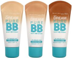 """Maybelline Dream Pure BB Cream Has anyone told you that """"acne rosacea"""" is a skin problem that is entirely different to acne? But both look almost the same. Can you tell the difference from this photo?"""