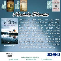 Viento y Ceniza (Outlander #6) de Diana Gabaldon