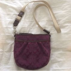 Coach Over the Shoulder Purse perfect condition, never used! Coach Bags Crossbody Bags