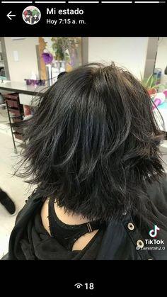 Shot Hair Styles, Curly Hair Styles, Hair Inspo, Hair Inspiration, Androgynous Hair, Mode Grunge, Mullet Hairstyle, Fluffy Hair, Cut My Hair