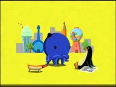 Oswald the Octopus another show i used to watch Old kids
