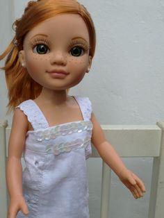 Nancy new. Famosa doll.