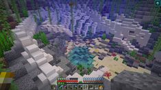 Something mysterious happened in the deep blue sea : Minecraft Minecraft Statues, Minecraft Structures, Minecraft Medieval, Cute Minecraft Houses, Minecraft Plans, Minecraft House Designs, Minecraft Tutorial, Minecraft Blueprints, Minecraft Crafts