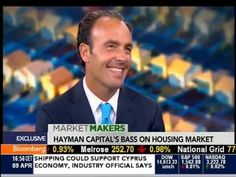 Kyle Bass - Japan, Gold, Housing, Activist investing (Bloomberg, 09.04.13)