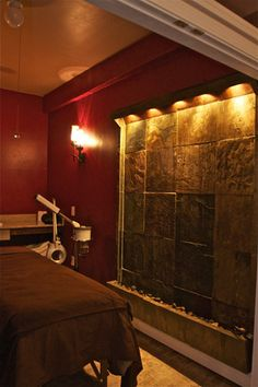 Facial Room Decorating Ideas | Shui Consultations and Design - Projects - After: Facial/Massage Room