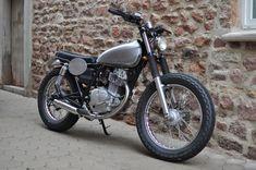 Vito's Motorcycle: Suzuki GN 125 John Doe Motorcycles