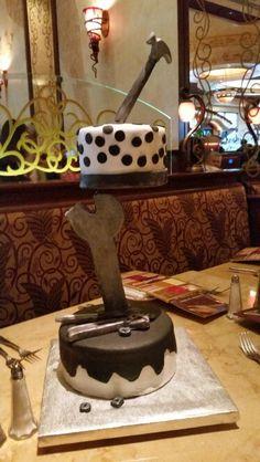 Patrick's cake