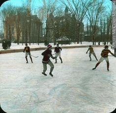 Hockey 1910