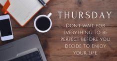 35 Tips for an Amazing Thursday (and Life…)
