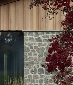 An award winning oak-clad woodland home Rural House, House In The Woods, Farm House, Architects London, Contemporary Cabin, Woodland House, Stone Barns, Backyard Garden Design, Metal Homes