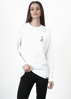 Rose Tee | NYLON SHOP